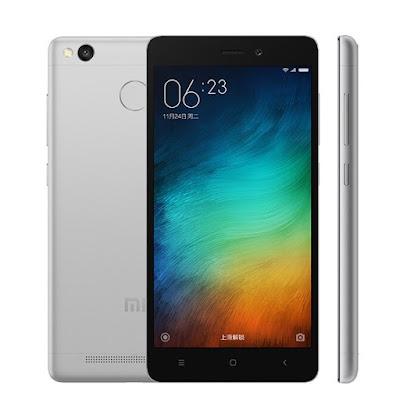 Chi tiet Xiaomi Redmi 3S