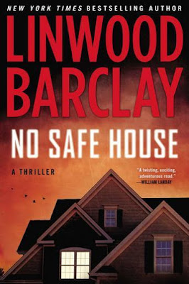 No Safe House by Linwood Barclay - book cover