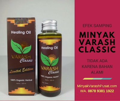 Varash Healing Oil Natural Classic