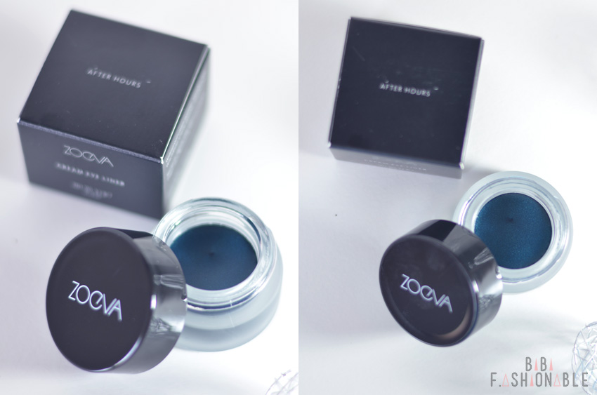 Woman-Day Zoeva Cream Eyeliner After Hours offen