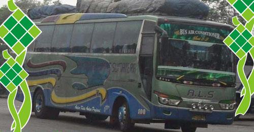Harga Tiket Lebaran 2017 Bus Als E Transportasi Com