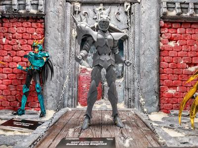 Myth Cloth EX Dubhe Alpha Siegfred de la saga de Asgard.