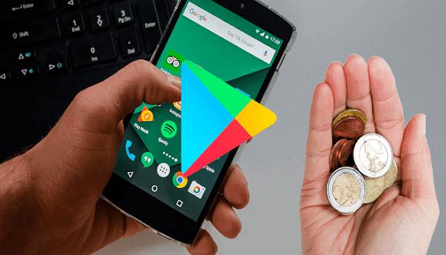 غوغل بلاي يهديكم تطبيقات مدفوعة قليلة لكنها رائعة ! أسرع لتحميل التطبيق الثاني رائع ثمنه 10 دولارات