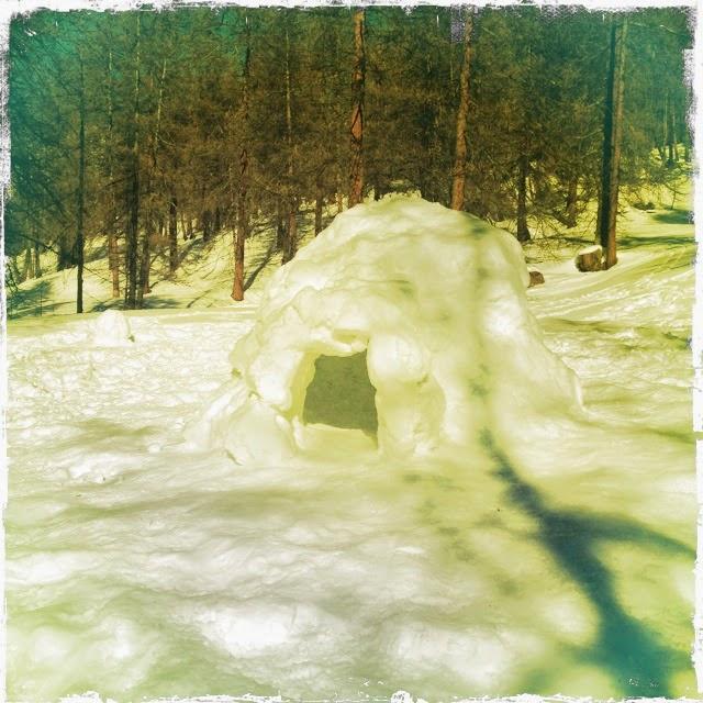 L'igloo du Queyras