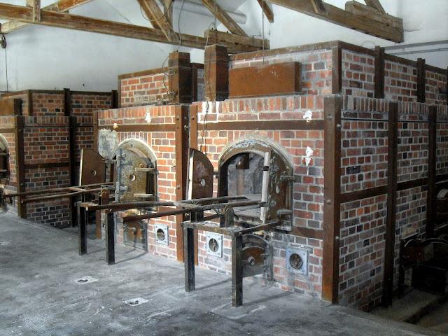 Crematorio en Dachau, Múnich