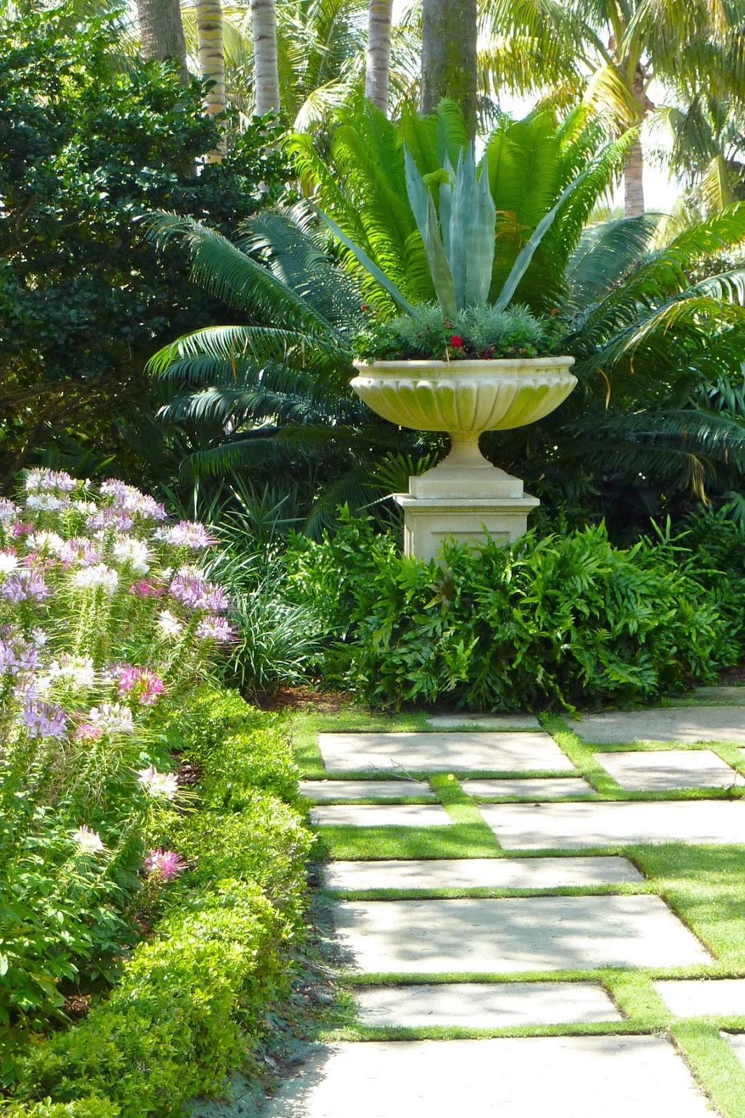 The Designer's Muse: Urning Dividends: Beautifying Gardens