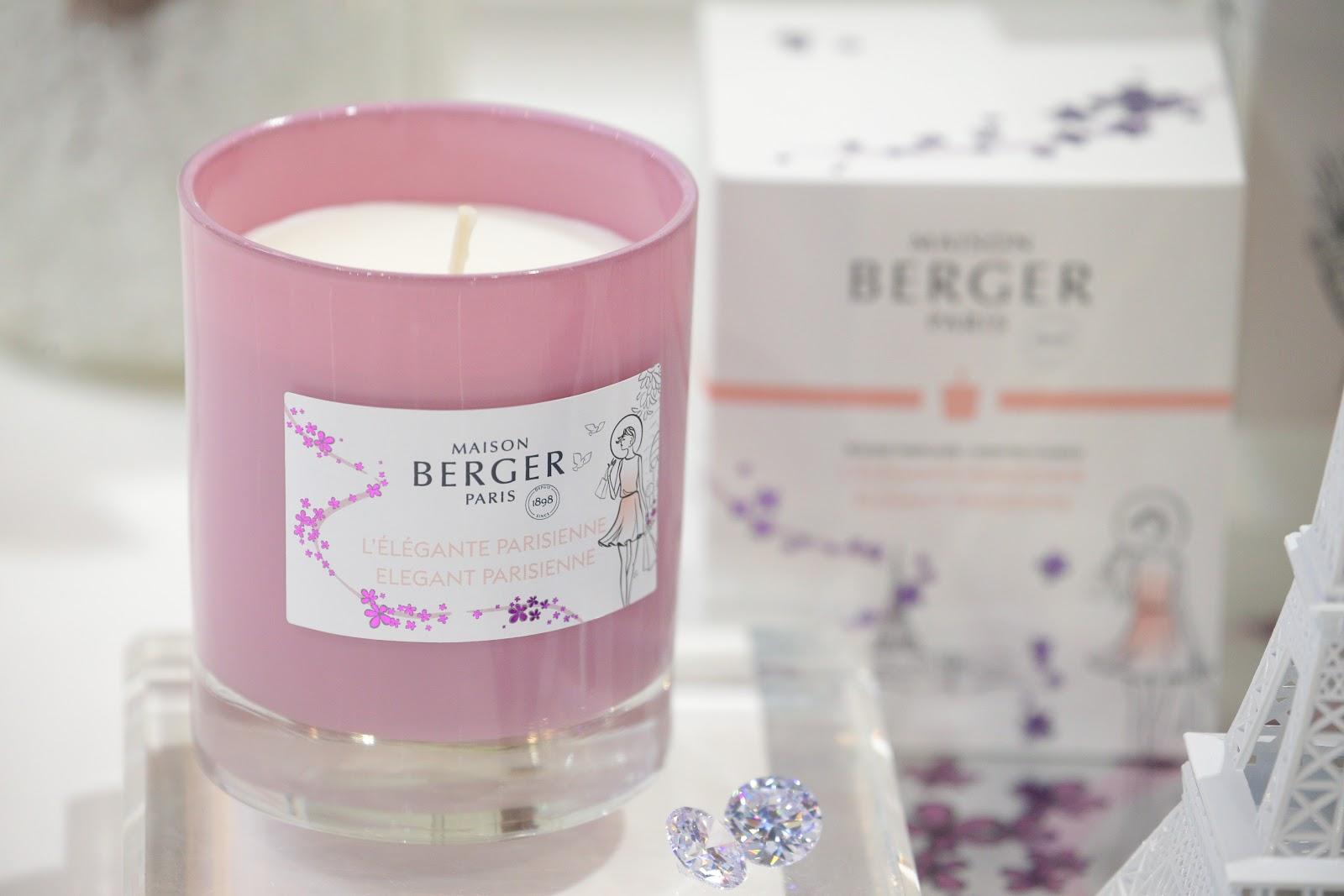MAISON BERGER PARIS เทียนหอม SCENTED CANDLE กลิ่น ELEGANT PARISIENNE