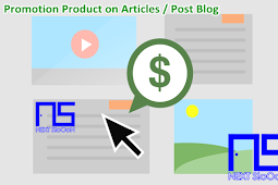 Making Articles on Blog or Website as Promotional Media