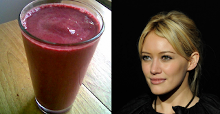 Hilary Duff Drank Her Placenta In A Juice After The Birth Of Her Daughter