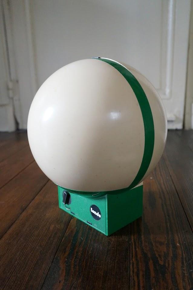 projecteur projector années 60 film super 8 vintage ball space age  tondo 1969 60s 1960s