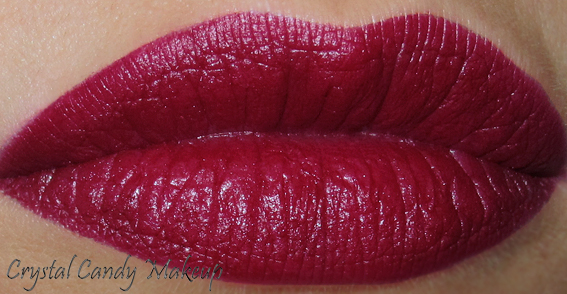 Rouge à lèvres Deeply Adored de MAC (Collection Marilyn Monroe)