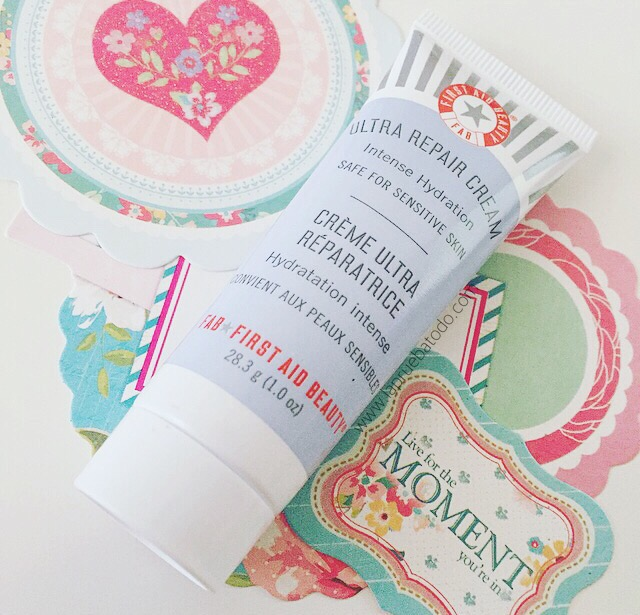 Ultra repair cream de Fab First Aid Beauty