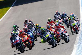 Transportasi MotoGP dan Pesawat Pengangkut Kargo ke 14 Negara di 5 Benua