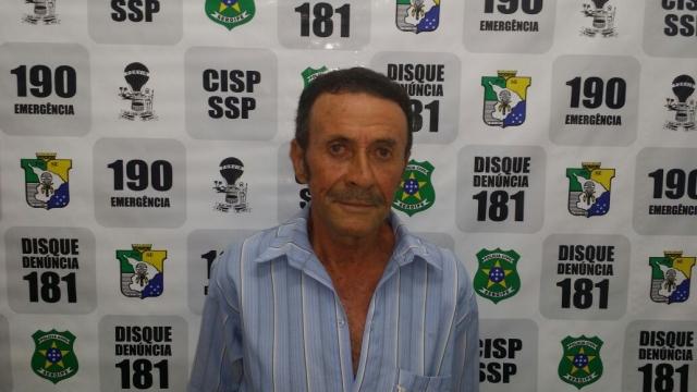 Assassino que estava foragido da justiça há 24 anos é preso em Estância