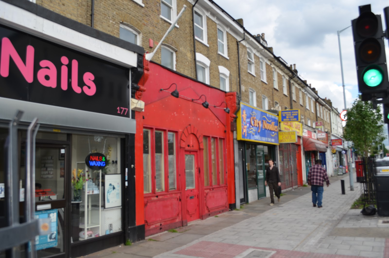 Brockley Central Raise The Red Lanterna The Online Home