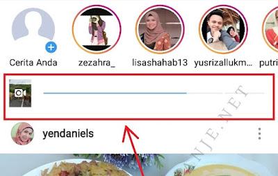 tidak bisa upload video di instagram