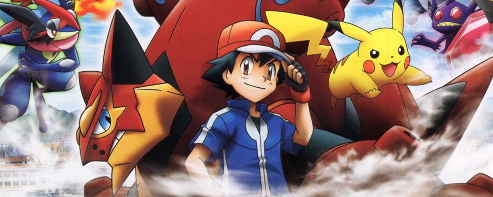 phim Pokémon the Movie: Volcanion and the Mechanical Marvel