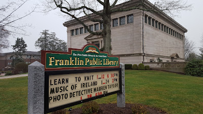 Franklin's Public Library, 118 Main St