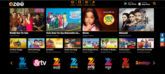 Ozee Tamil • Watch TV shows & Movies online | Tricks Pro