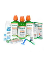 therabreath complete starter kit for stopping bad breath