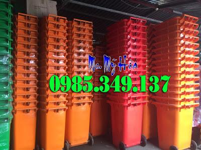 thùng-rác-240l- giá-rẻ