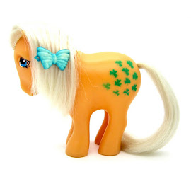 My Little Pony Minty Year Two Int. Collector Ponies G1 Pony