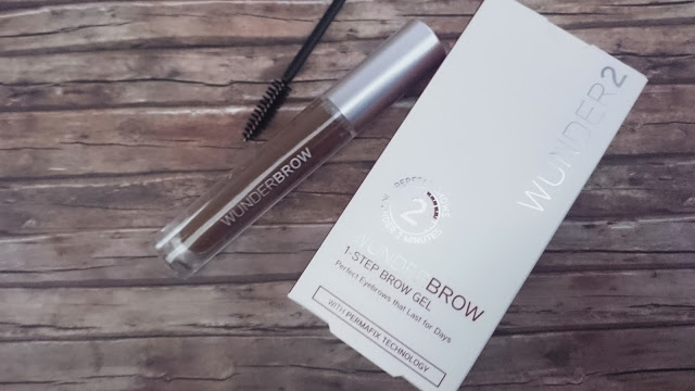 [Beauty] Wunder2 Wunderbrow 1-Step Brow Gel
