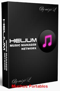 Helium Music Manager Premium Portable