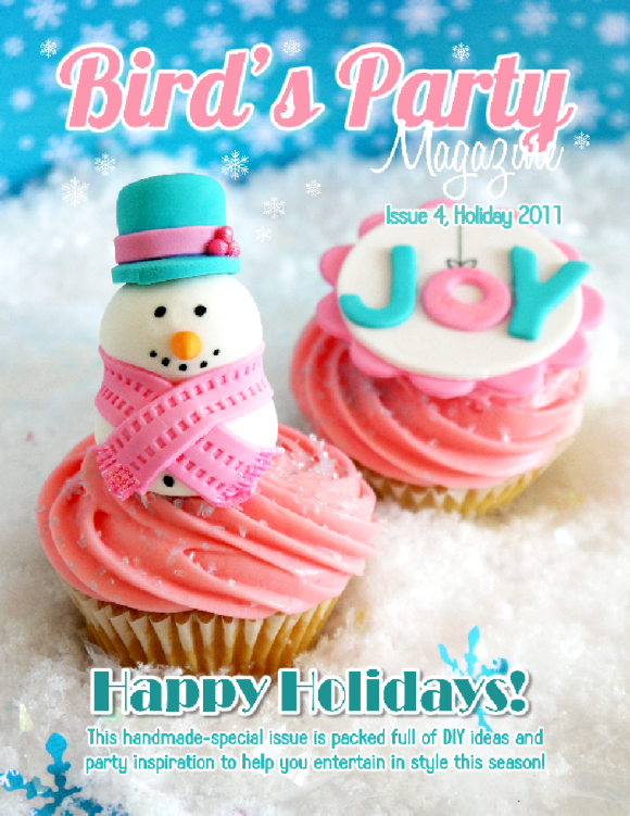 Party Shop SALE | 20% OFF Bird's Party Magazine