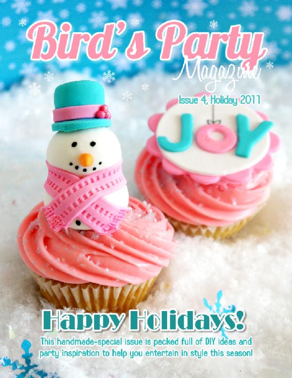 Party Shop SALE | 20% OFF Bird's Party Magazine