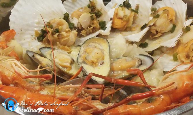 Cute Korean Seafood Restaurant