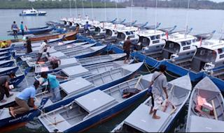 Jenis Bantuan Perikanan 2017