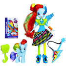 My Little Pony Equestria Girls Rainbow Rocks Doll & Pony Set Rainbow Dash Doll