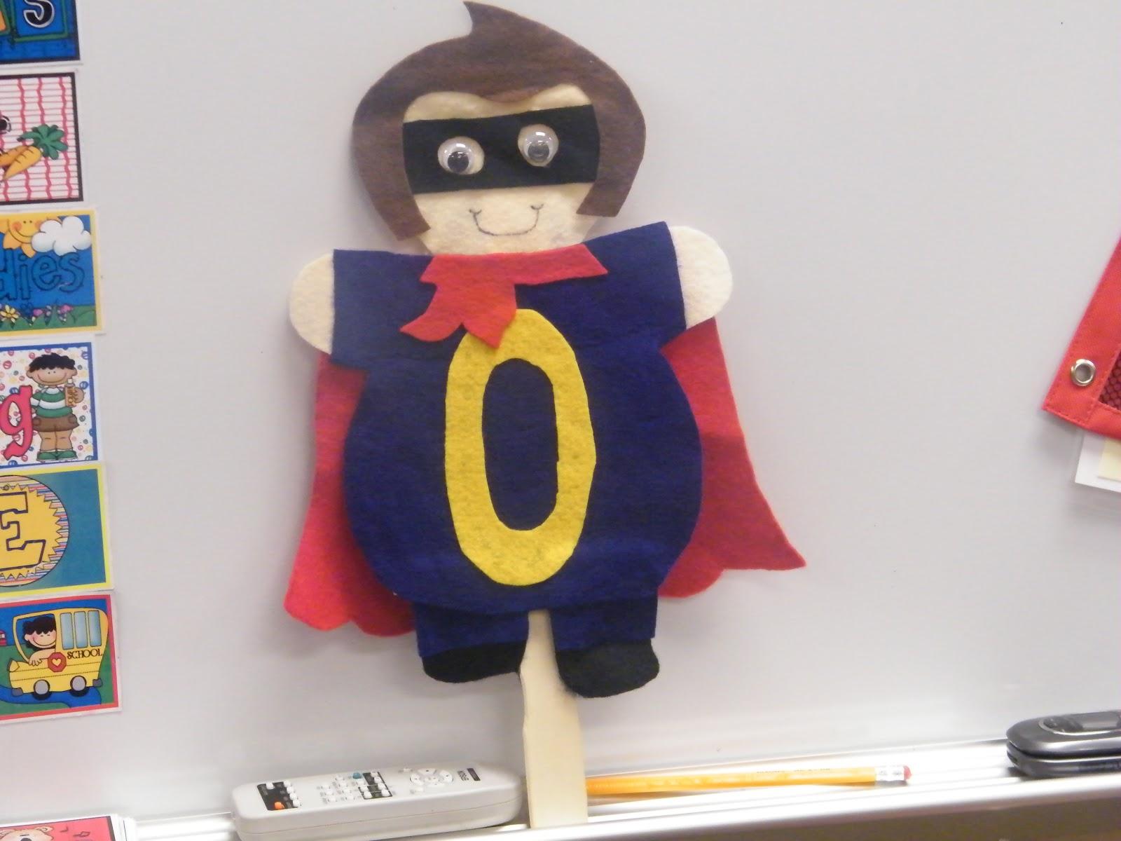 Inspired By Kindergarten Zero The Hero