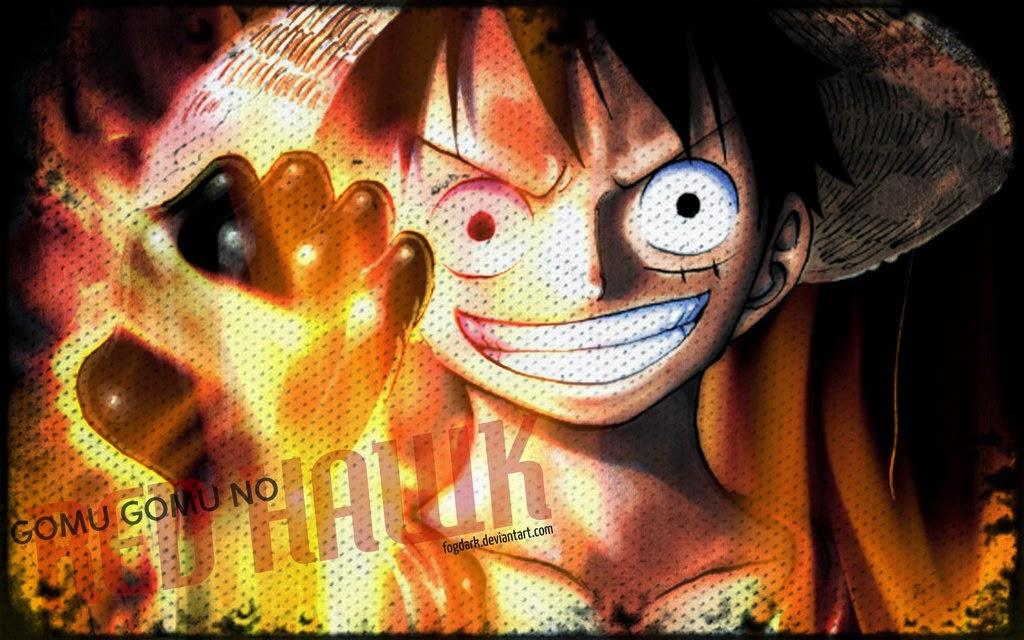 One Piece: Monkey D. Luffy