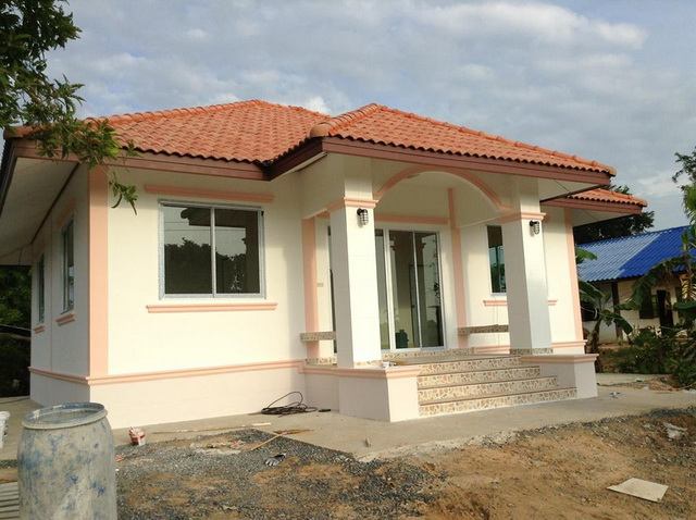 Looking for a one storey house plan for 600K Pesos or 400K Thai Baht above? We have a range of 2 & 3 bedrooms one storey house plans to choose from, all priced above 600K Pesos which you can view below.