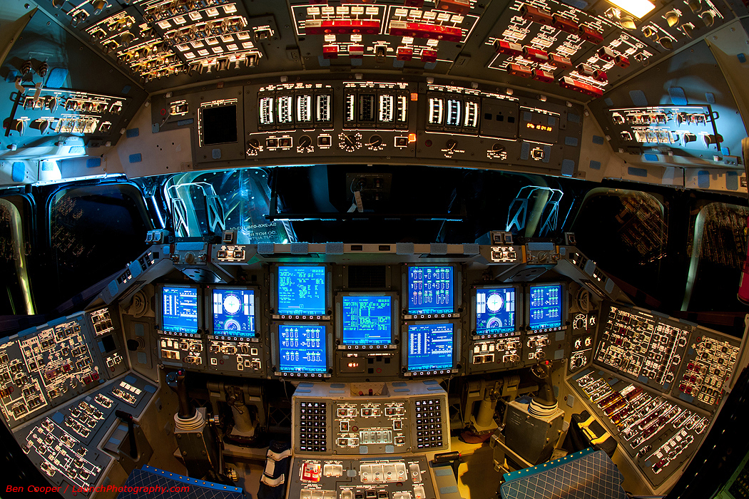 space shuttle launch cockpit view hd - photo #25