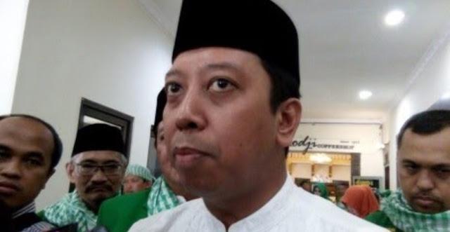 Geram dengan Ulah Kubu Prabowo, Romy : Katanya Bela Ulama, Kiai Paling Sepuh Pun Kau Nista dengan Aneka Meme dan Cela