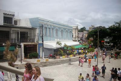 Bar Vesúvio, em Ilhéus - BA