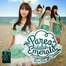 JT48 Lirik Pareo adalah Emerald www.unitedlyrics.com