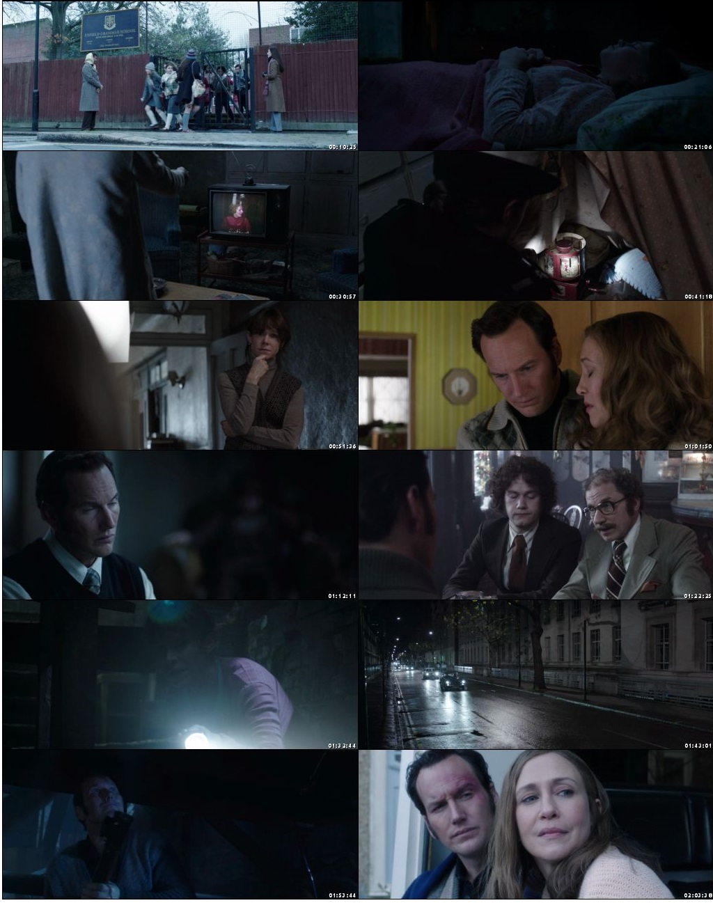 The Conjuring 2 (2016) English DVDRip – 480P | 720P – x264 – 450MB | 700MB – Download & Watch Online