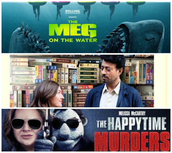 THE MEG - PUZZLE - THE HAPPYTIME MURDERS