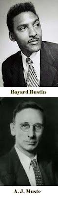 Bayard Rustin, and A. J. Muste