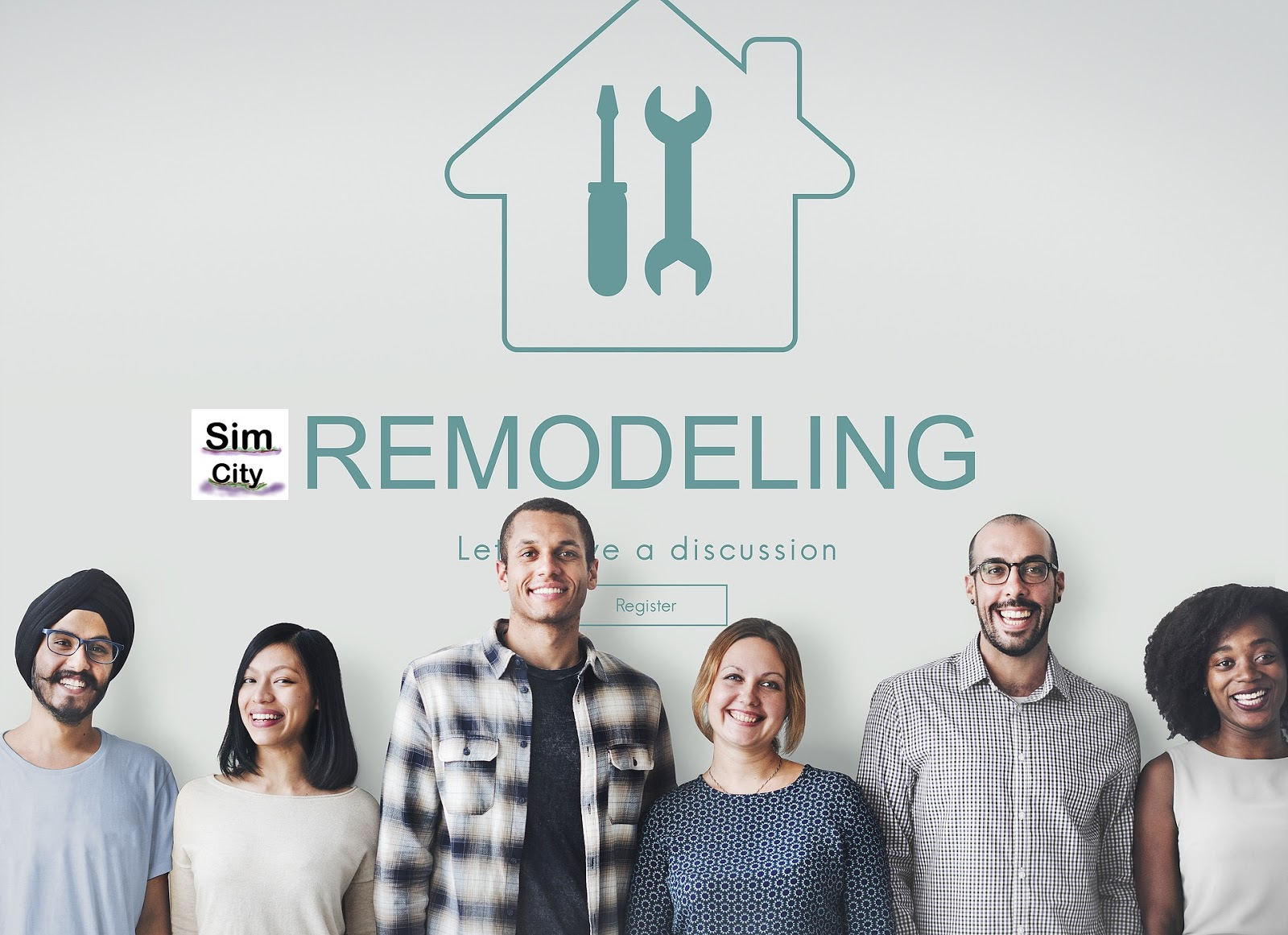 Simcity House Remodeling and Painting Services in Hayward Fremont CA