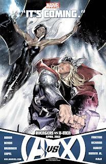 Especial: Vingadores vs. X-Men, HQs e novidades para 2012. 12