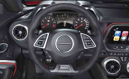 2020 Chevy Camaro SS