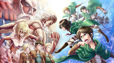Attack on Titan -Titan Shifter Terkuat
