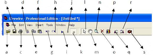 Program Simulasi Rangkaian Elektronika Livewire
