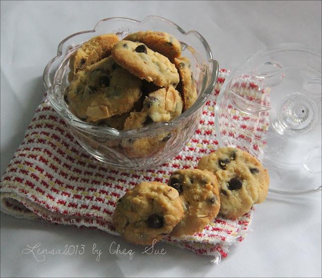 cerita tentang SEGALA: Famos Amer Chocolate Chips Cookies