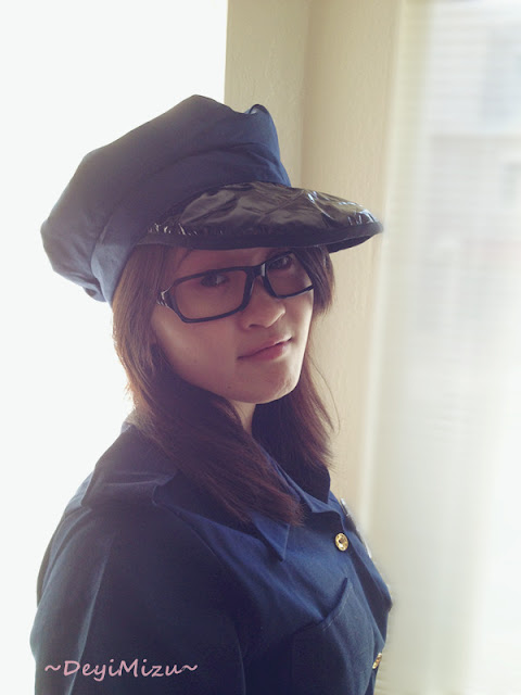 DeyiMizu: Review: Sexy Cop Lady Costume from ...